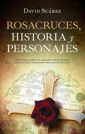 Portada del libro Rosacruces. Historia y personajes