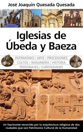 Portada del libro Iglesias de Ubeda y Baeza