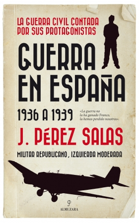 Portada del libro Guerra en España