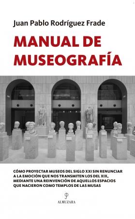 Portada del libro Manual de Museografía