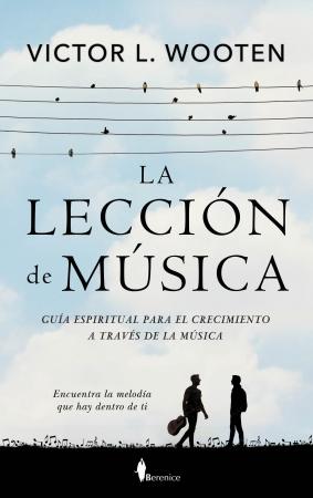 Portada del libro La lección de música