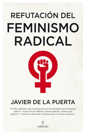 Portada del libro Refutación del feminismo radical