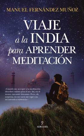 Portada del libro Viaje a la India para aprender meditación