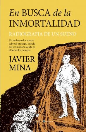 Portada del libro En busca de la inmortalidad