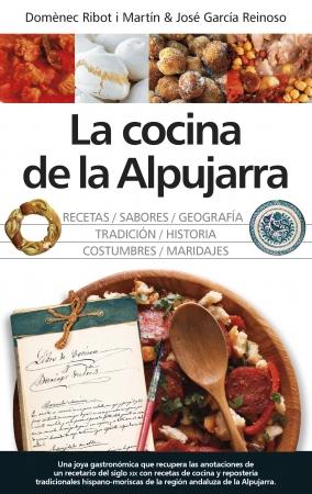 Portada del libro La cocina de la Alpujarra