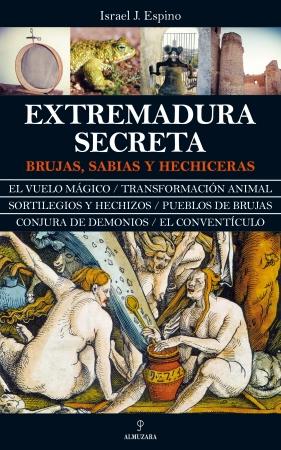 Portada del libro Extremadura secreta