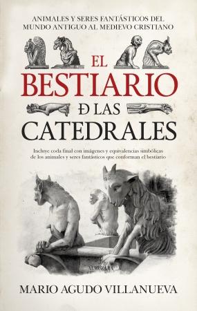 Portada del libro El bestiario de las catedrales