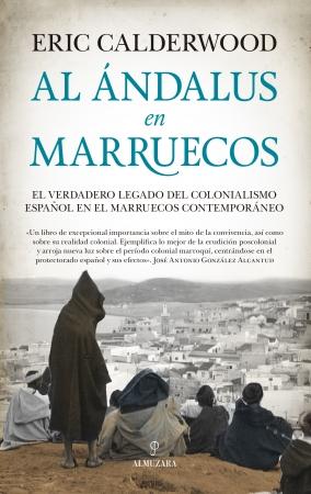 Portada del libro Al Ándalus en Marruecos
