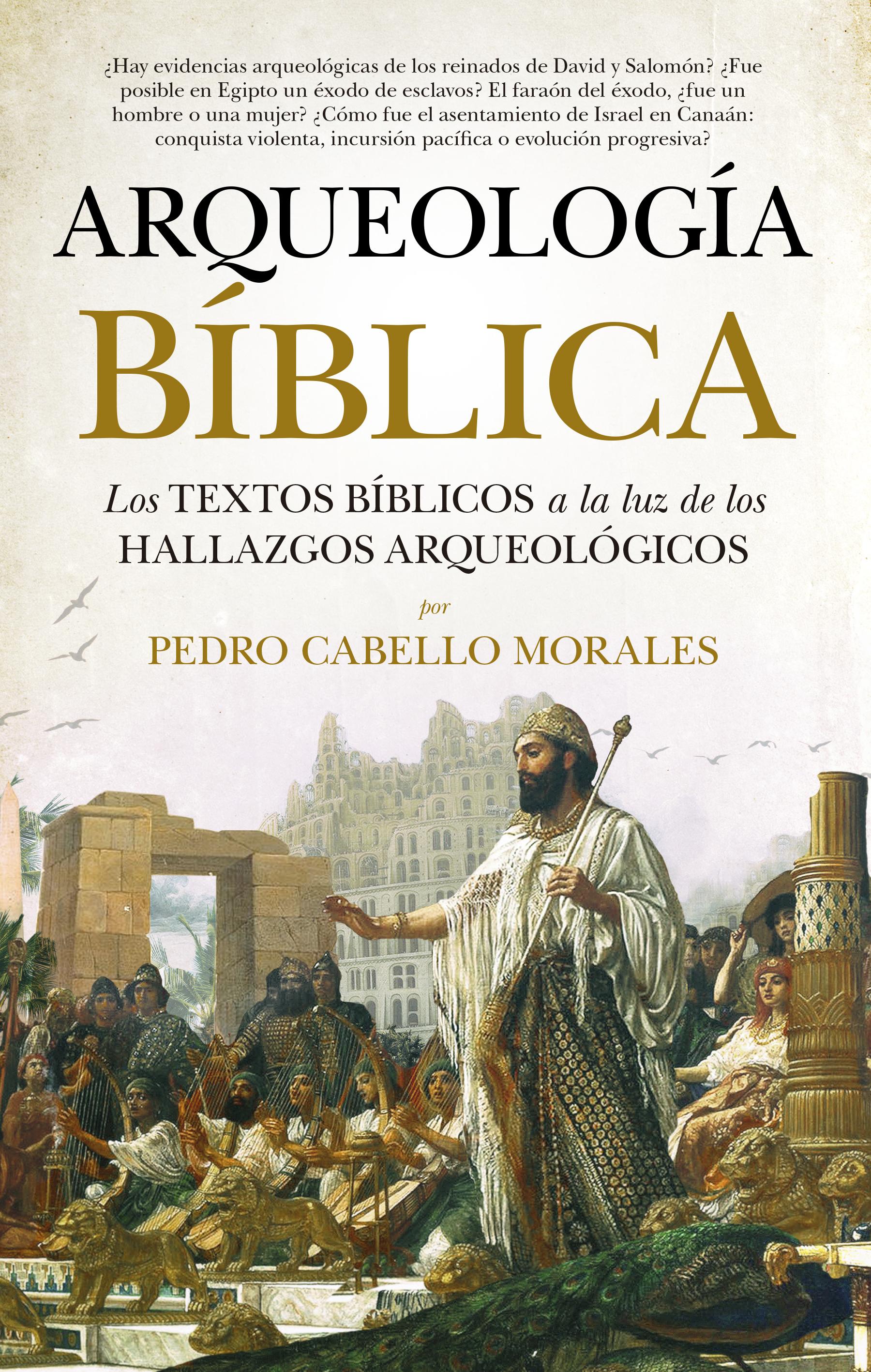 arqueologia biblica pedro cabello pdf
