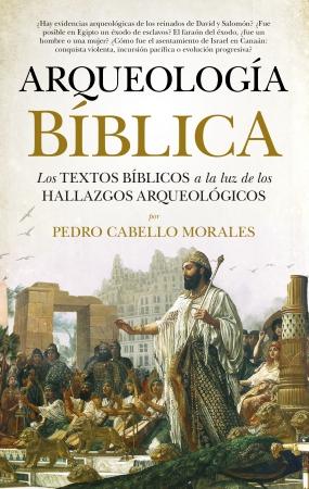 Portada del libro Arqueología bíblica