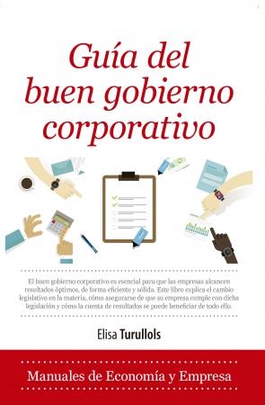 Portada del libro Guía del buen gobierno corporativo