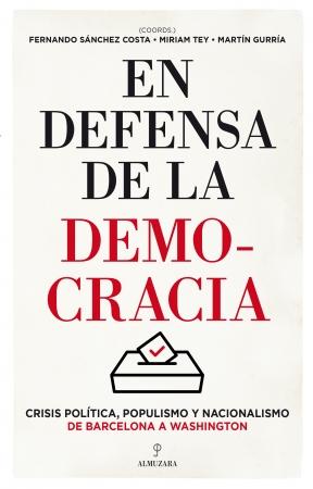 Portada del libro En defensa de la democracia