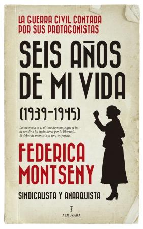 Portada del libro Seis años de mi vida (1939-1945)