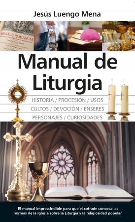 Portada del libro Manual de Liturgia