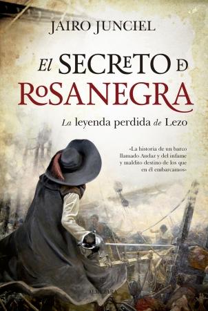 Portada del libro El secreto de Rosanegra