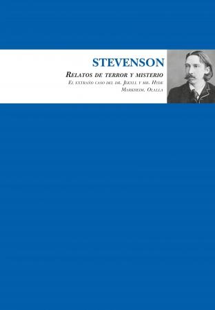 Portada del libro Stevenson. Relatos de terror y misterio