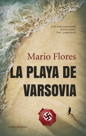 Portada del libro La playa de Varsovia