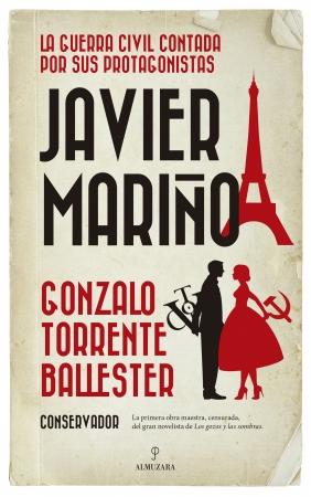 Portada del libro Javier Mariño