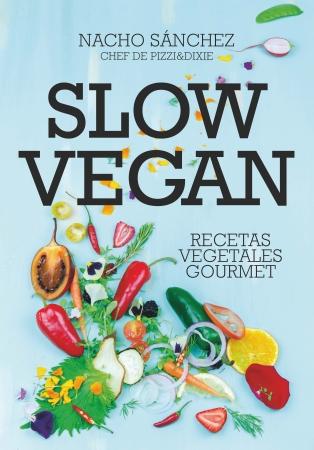 Portada del libro Slow vegan