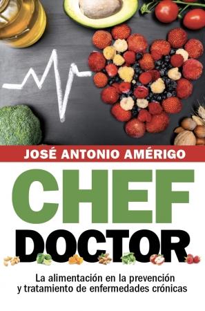 Portada del libro Chef Doctor