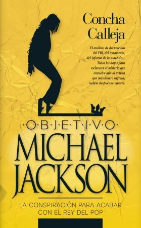 Portada del libro Objetivo: Michael Jackson