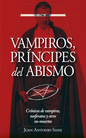 Portada del libro Vampiros, príncipes del abismo
