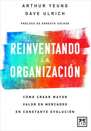 Portada del libro Reinventando la organización
