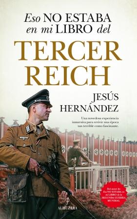 Portada del libro Eso no estaba en mi libro del Tercer Reich