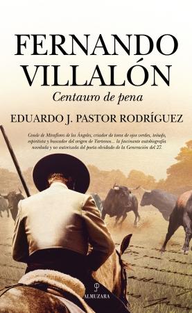 Portada del libro Fernando Villalón