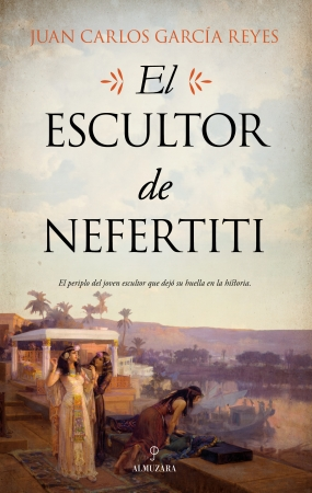 Portada del libro El escultor de Nefertiti