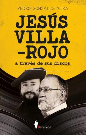 Portada del libro Jesús Villa-Rojo, a través de sus discos