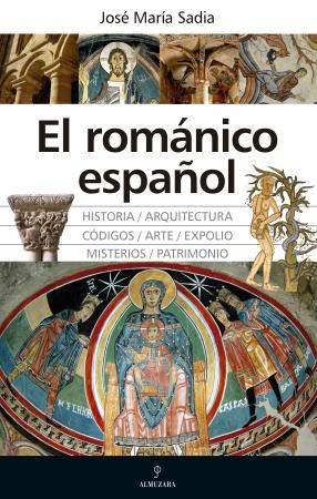 Portada del libro El románico español