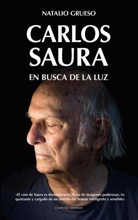 Portada del libro Carlos Saura. En busca de la luz