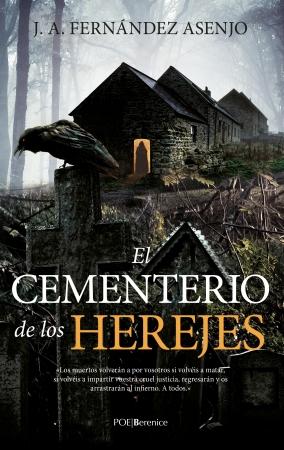 Portada del libro El cementerio de los herejes