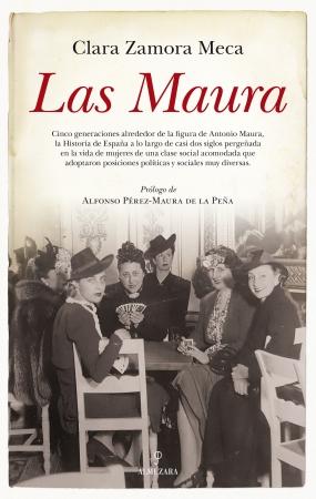 Portada del libro Las Maura