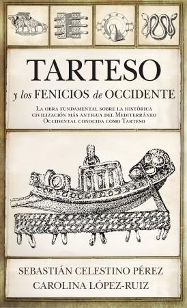 Portada del libro Tarteso y los fenicios de occidente