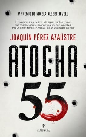 Portada del libro Atocha 55