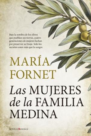 Portada del libro Las mujeres de la familia Medina