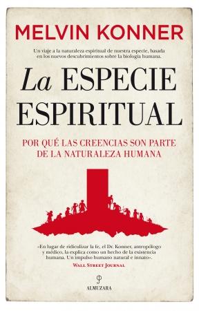 Portada del libro La especie espiritual