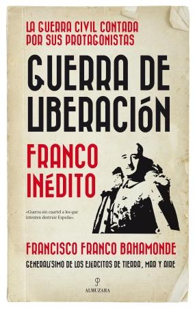 Portada del libro Guerra de liberación