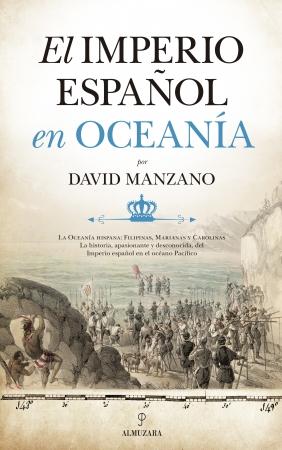 Portada del libro El Imperio español en Oceanía