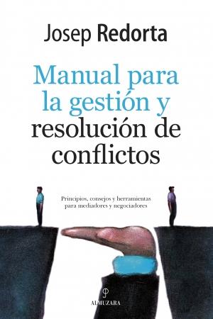 Portada del libro Manual de Gestión y resolución de conflictos