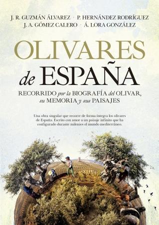 Portada del libro Olivares de España