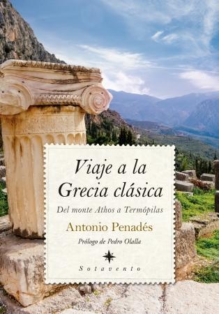 Portada del libro Viaje a la Grecia clásica