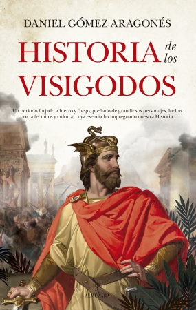 Portada del libro Historia de los visigodos