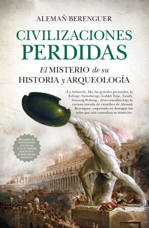 Portada del libro Civilizaciones perdidas. El misterio de su historia y arqueología