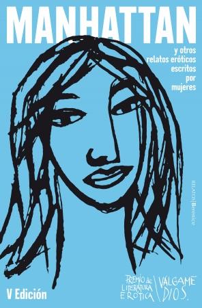 Portada del libro Manhattan y otros relatos eróticos escritos por mujeres