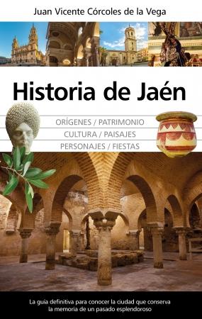 Portada del libro Historia de Jaén