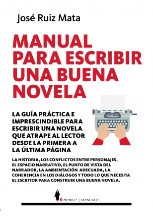 Portada del libro Manual para escribir una buena novela