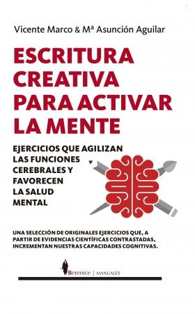 Portada del libro Escritura creativa para activar la mente